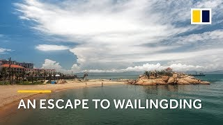 An escape to China Zhuhai's outlying island of Wailingding thumbnail
