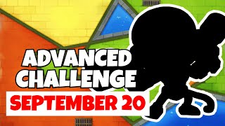 BTD6 Advanced Challenge | U Can't Bęat This | September 20, 2021