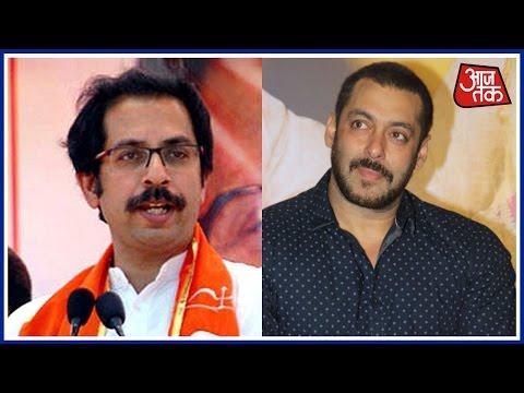Shiv Sena Taunts Salman Khan For Remarks On Pakistani Artistes