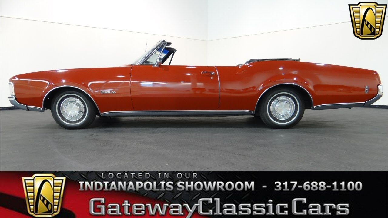 1968 Oldsmobile Delmont 88 Convertible 349 Ndy