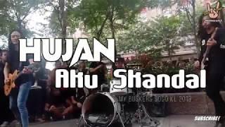 Hujan - Aku Skandal   [Live] SOGO KL 2019