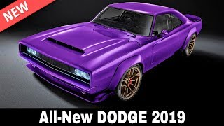 10 New Dodge Cars that Promote USA Automanufacturing Heritage in 2019 thumbnail