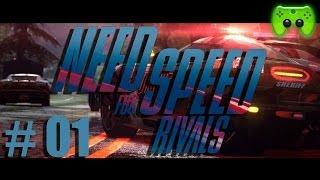 NFS RIVALS # 1 - Cop oder Racer «» Let