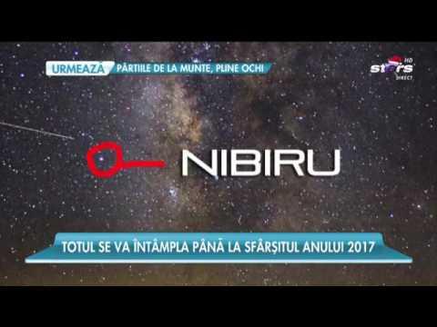 Aocalipsa vine până la sfârşitul anului 2017. Planeta uriașă Nibiru va lovi Pământul