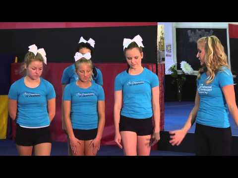 Coaching Youth Cheerleading: Basic Stunting