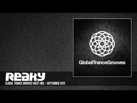 Reaky - Global Trance Grooves Guest Mix - September 2012