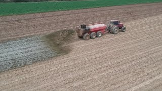 Download Hauling Manure and Seeding Cover Crops | Serious No-till Drill Breakdown Mp3 and Videos