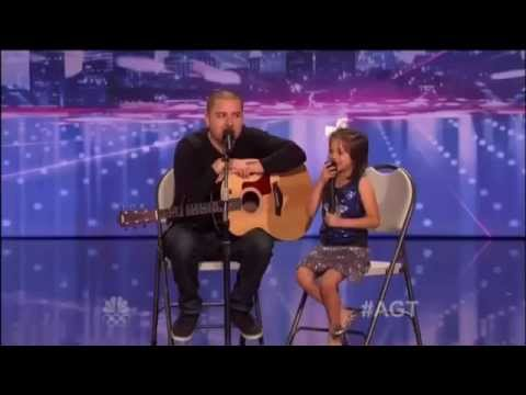 AUDITIONS LA Jorge & Alexa Narvaez, America Got Talent 2012 Season 7