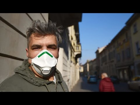 فيروس كورونا: وفاة أول شخصين أوروبيين في إيطاليا  - نشر قبل 1 ساعة