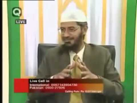 zakir naik-very very very important about hadis-bank give car on lease