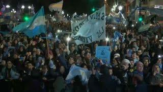 Manifestaciones a favor y en contra del aborto en Argentina