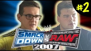 The DRAFT Continues! | Smackdown Vs Raw 2007