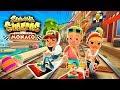 Subway Surfers - Gameplay Walkthrough part 4 - New Update Monaco (iOs, android)