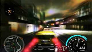 NFS Underground 2 top speed of all cars part 1
