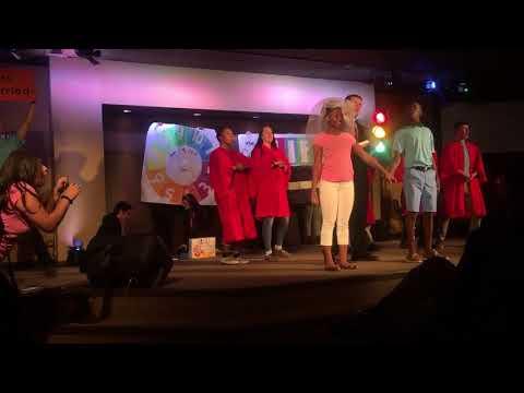 Sheridan Hills Christian school 11th grade lip-synch 2018