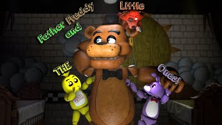 SFM: FNAF | Father Freddy, and the little ones!
