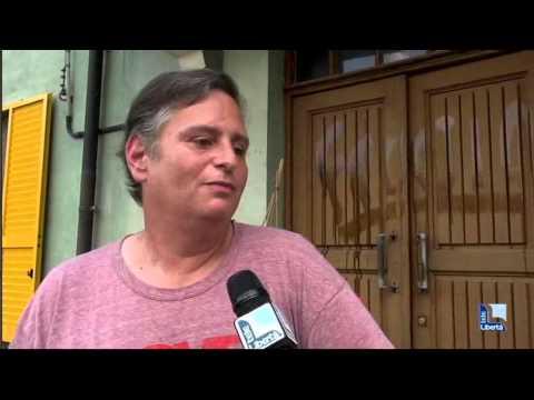 """Scritta omofoba sulla porta di casa, Gary: """"Non la cancello"""""""