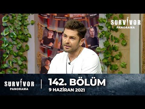 Survivor Panorama 142. Bölüm | 9 Haziran 2021