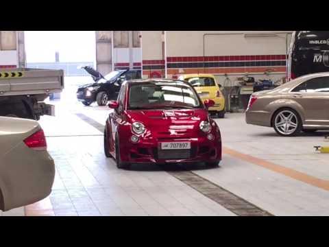 Fiat 500 Romeo Ferraris cinquone s