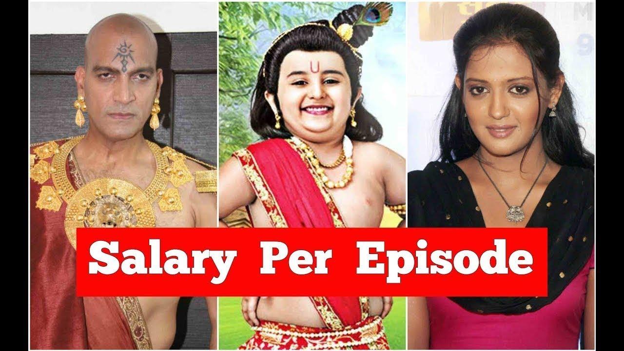 Salary of actors in Maharaja Kansa