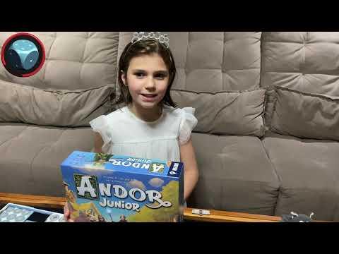 Andor Junior - Unboxing
