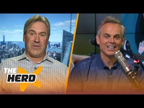 Doug Pederson relives Philly's Super Bowl win, 'Philly Special', Foles and Wentz | NFL | THE HERD