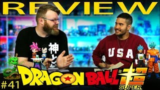 Dragon Ball Super [English Dub] REVIEW!! Episode 41