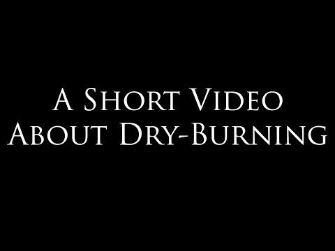 How to Dry Burn Coils