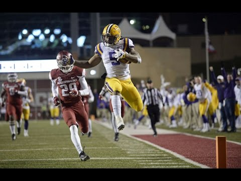 November 12, 2016 - #24 LSU vs #25 Arkansas