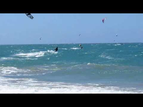 Kitesurfen Playa Cabarete, Dominikanische Republik
