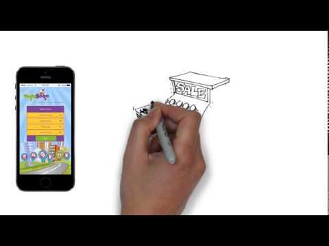 YogoBogo Location Based Community Awareness Mobile App