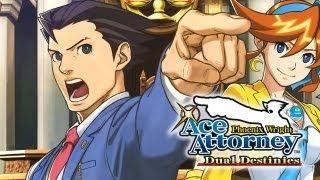 Phoenix Wright: Ace Attorney - Dual Destinies Trailer