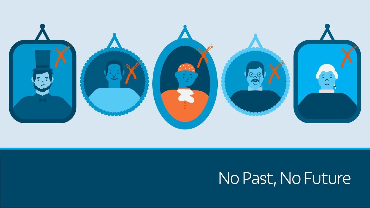No Past, No Future