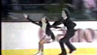 "Бестемьянова-Букин ""Вариации на тему Паганини"" 1986"