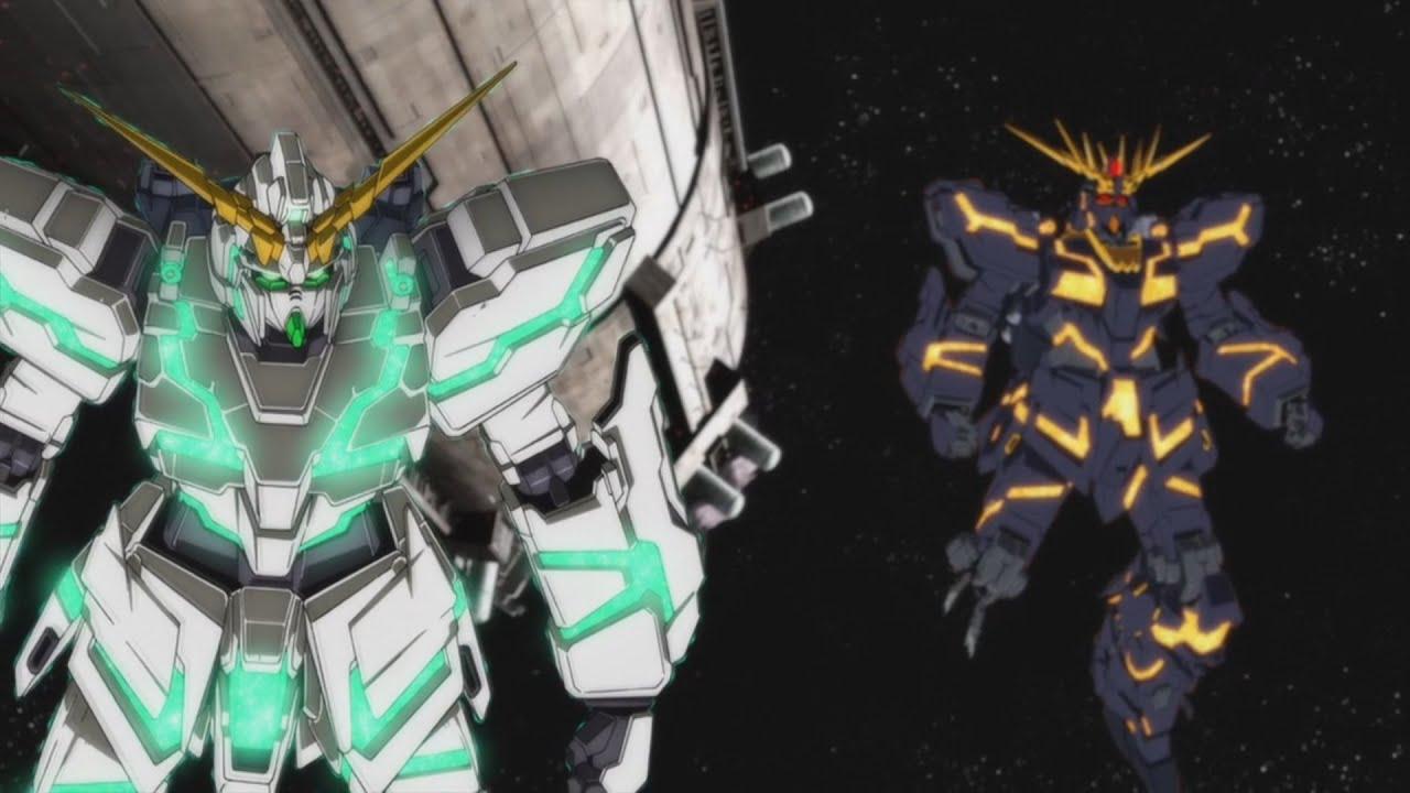 Gundam unicorn episode 7 wallpaper