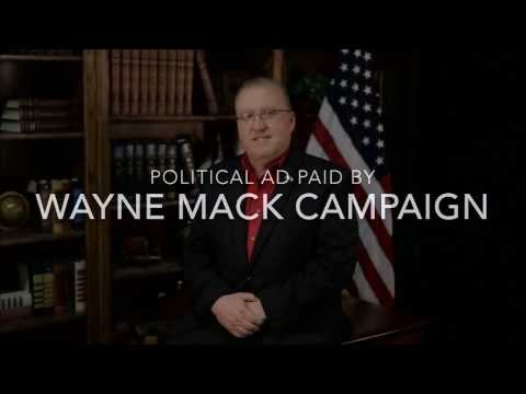 Wayne Mack for Justice of the Peace Pct  1 Let
