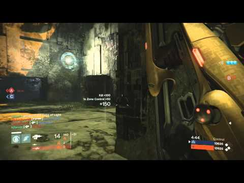 Destiny PvP Highlights: One Night with the Vex Mythoclast (pre-nerf)