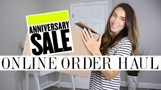 HUGE ONLINE ORDER!  Try-On Clothing Haul!