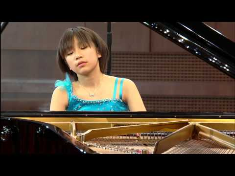 Kuroki Yukine and Yu Pyol Mi play Saint-Saëns' Piano Concerto No. 2