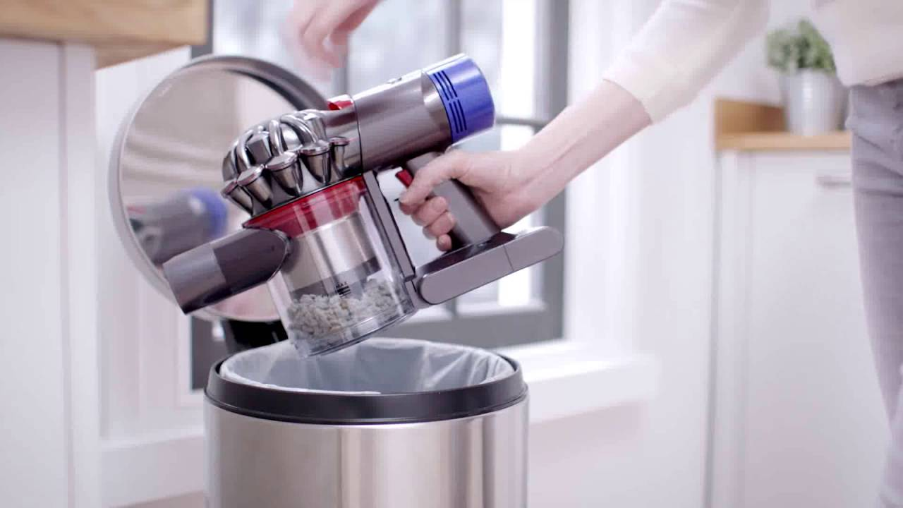 dyson v8 absolute u0026 animal cordless vacuum cleaners available at the good guys youtube - Dyson Absolute
