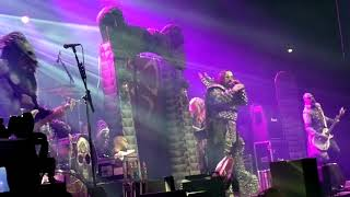 Lordi - I Dug a Hole in the Yard for You, Live