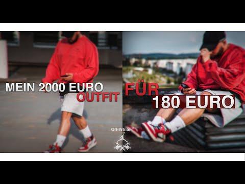 Mein 2000€ Outfit für 180€ !!!
