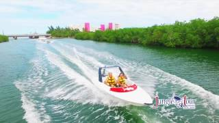 Speed Boat Jungle Tour