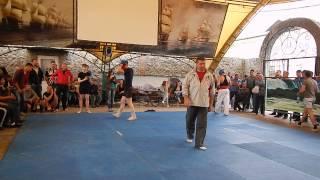 2/05/2015/ Кикбоксинг и рукопашные бои на татами