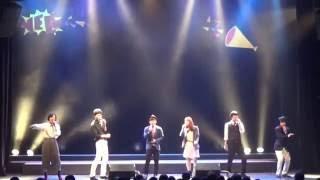 2016.07.16 Sat 大阪市立大学アカペラサークルAccord Summer Live 『YEL...