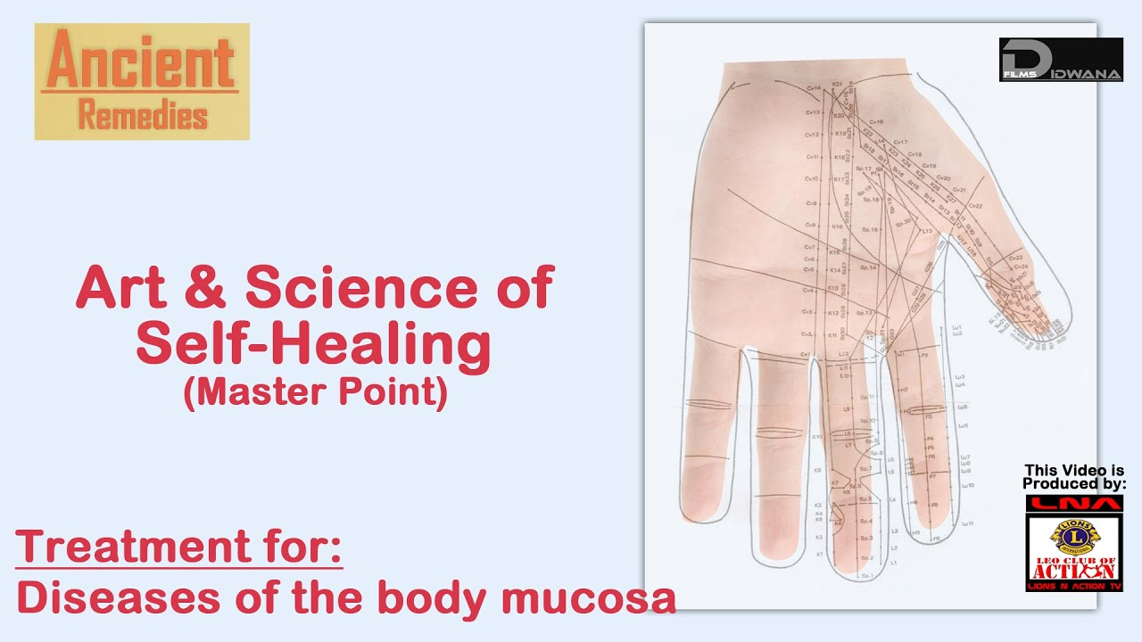 ancient remedies: treatment for diseases of the body mucosa |art, Muscles