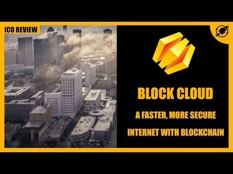 Blockcloud - A Blockchain-based Advanced TCP/IP Architecture for a Faster, More Secure Internet