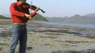 Enya - The Sun In The Stream (violin cover) featuring Hong Kong Sai Kung