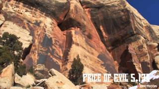 A Tour Of Pain On Moab's Most Brutal Off-Widths | Hardliners, Ep. 2