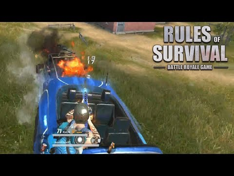 Cover Lagu Noah Plays From California! (Rules of Survival: Battle Royale) stafamp3